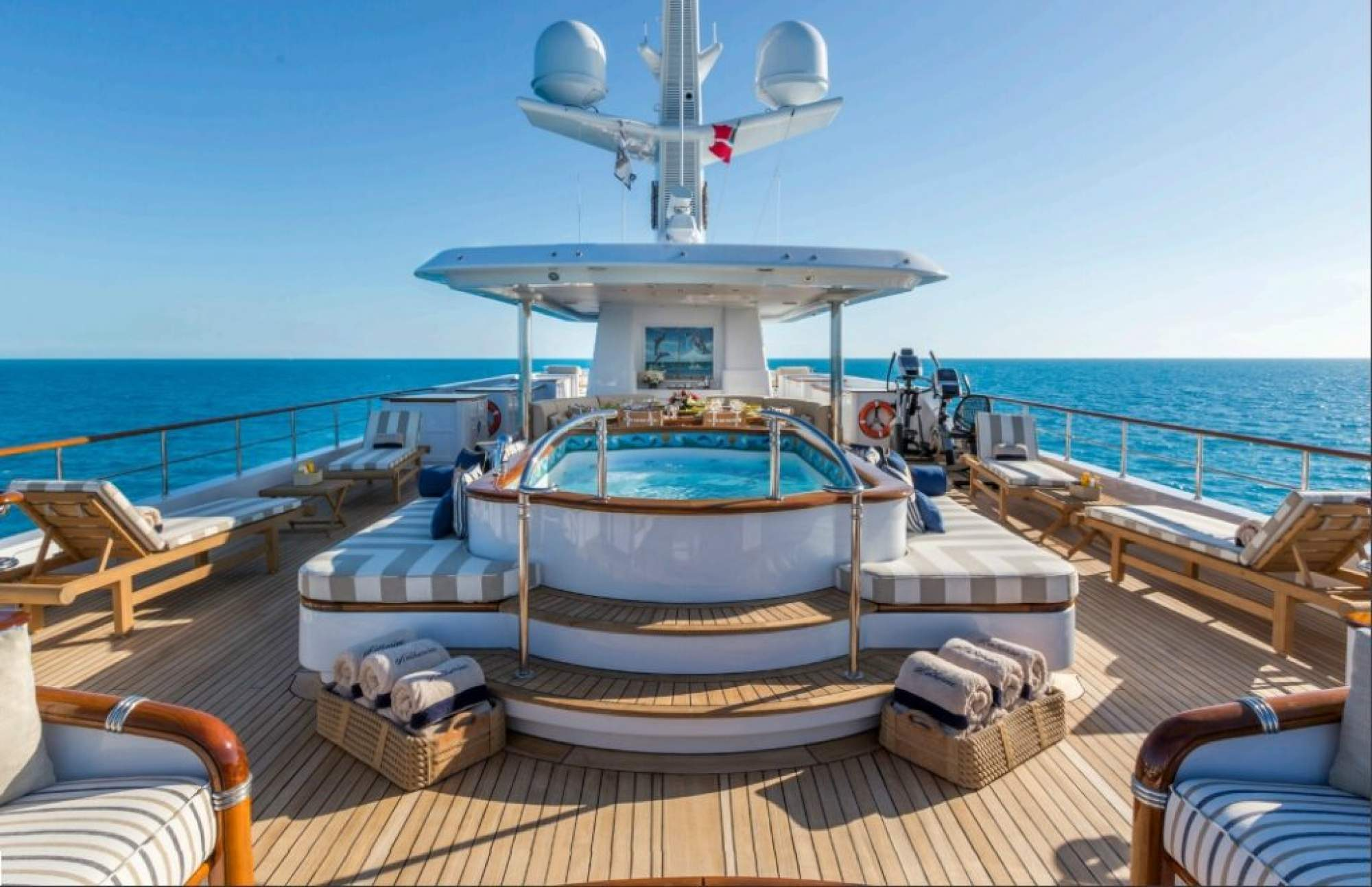 Custom Yacht Enclosures Pompano Beach
