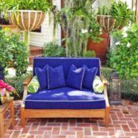 245 Dunbar-Garden Settee-Image #1411