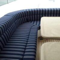 Striped Dinette